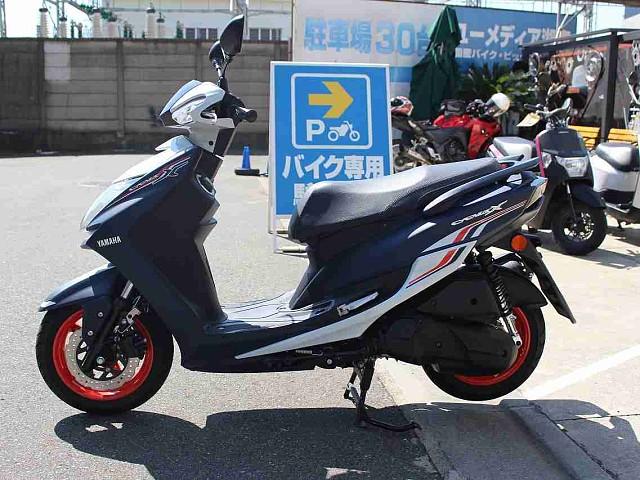アクシス Z シグナスX SR 5枚目シグナスX SR