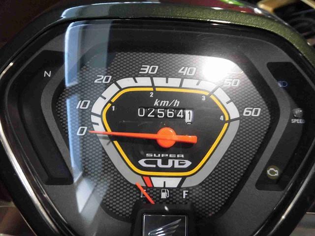 スーパーカブ50 スーパーカブ50FI 4枚目スーパーカブ50FI
