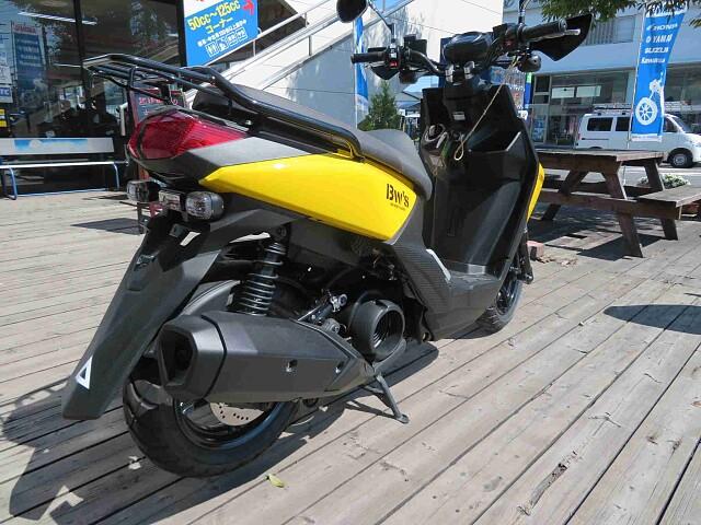 SR400 BWS125 3枚目BWS125