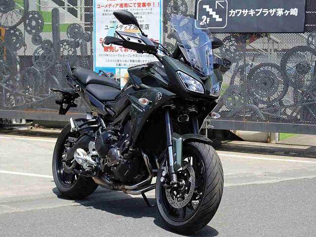 MT-09 トレーサー MT-09TRACER 2枚目MT-09TRACER