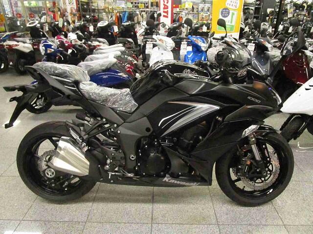 ニンジャ1000 (Z1000SX) 【新車在庫あり】即納可能です! Ninja1000ABS 1枚…