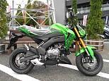 Z125 プロ/カワサキ 125cc 神奈川県 ユーメディア横浜新山下