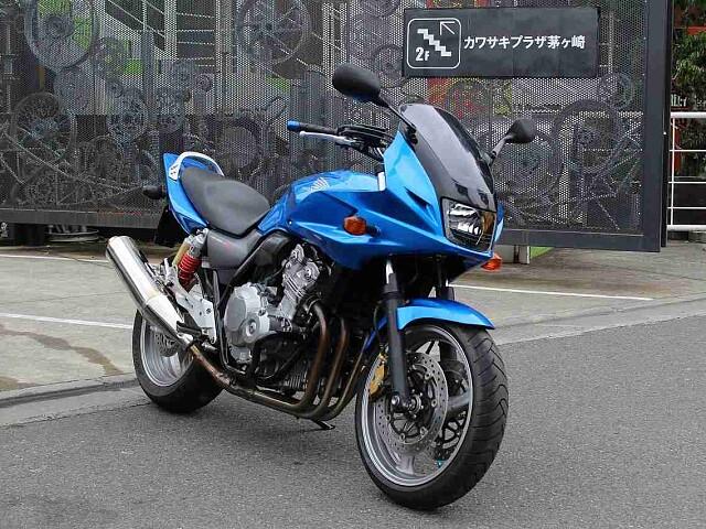 CB400スーパーボルドール CB400SB REVO 5枚目CB400SB REVO