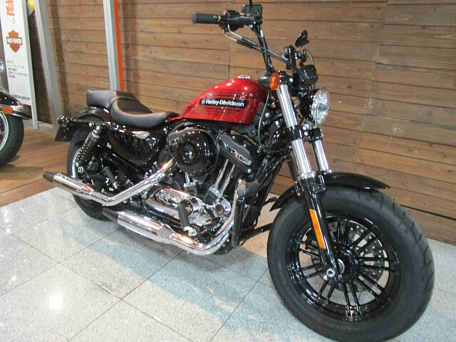 XL1200XS SPORTSTER FortyEight Special XL1200XS 2枚目…