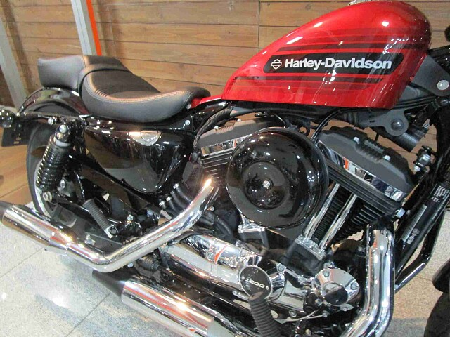 XL1200XS SPORTSTER FortyEight Special XL1200XS 3枚目…