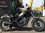レブル 250/ホンダ 250cc 神奈川県 ユーメディア 横浜新山下