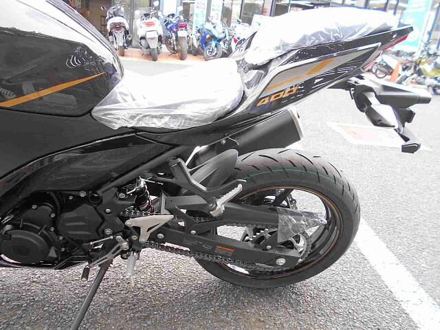 ニンジャ400 【新車在庫あり】即納可能です! Ninja400 5枚目【新車在庫あり】即納可能です…