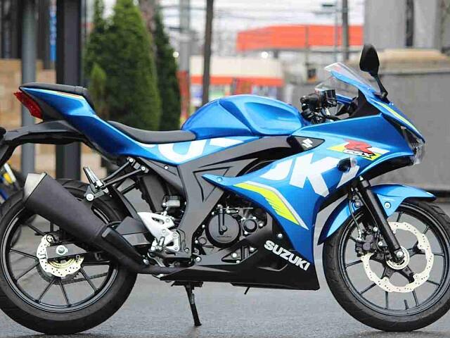 GSX-R125 GSX-R125 ABS 1枚目GSX-R125 ABS