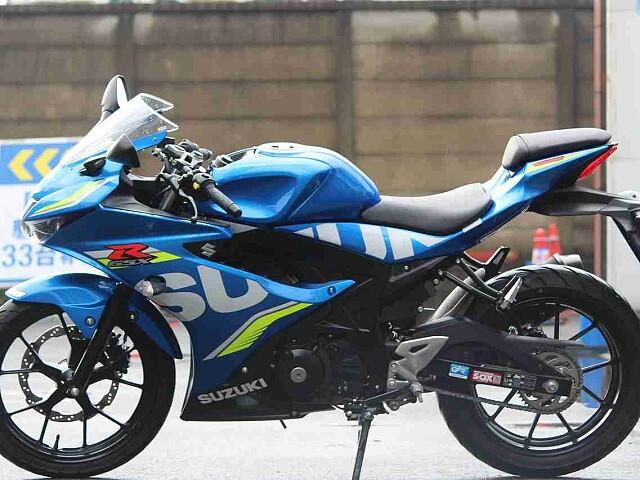 GSX-R125 GSX-R125 ABS 5枚目GSX-R125 ABS