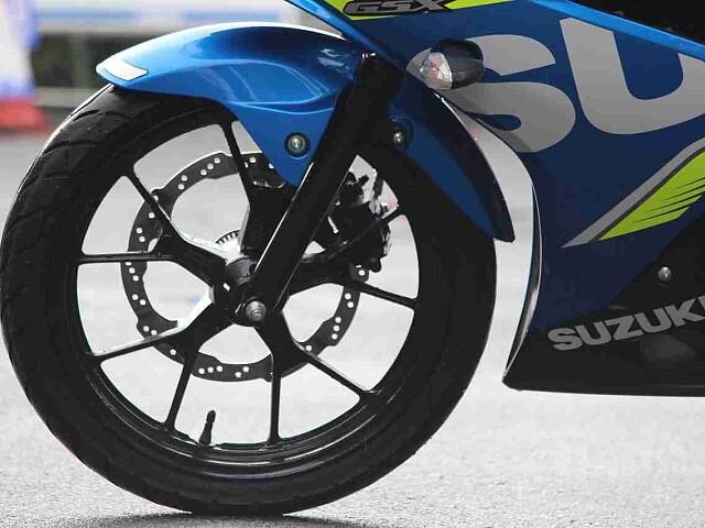 GSX-R125 GSX-R125 ABS 6枚目GSX-R125 ABS