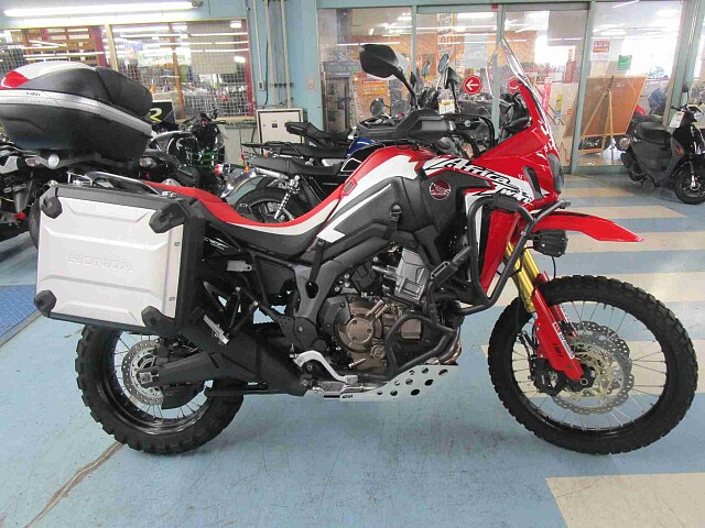 CRF1000L アフリカツイン CRF1000 Africa DCT 1枚目CRF1000 Afr…