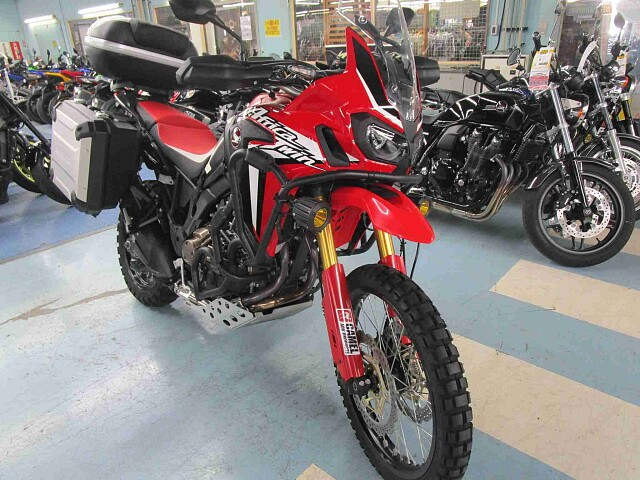 CRF1000L アフリカツイン CRF1000 Africa DCT 2枚目CRF1000 Afr…