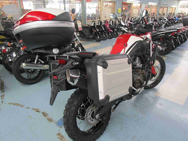 CRF1000L アフリカツイン CRF1000 Africa DCT 3枚目CRF1000 Afr…