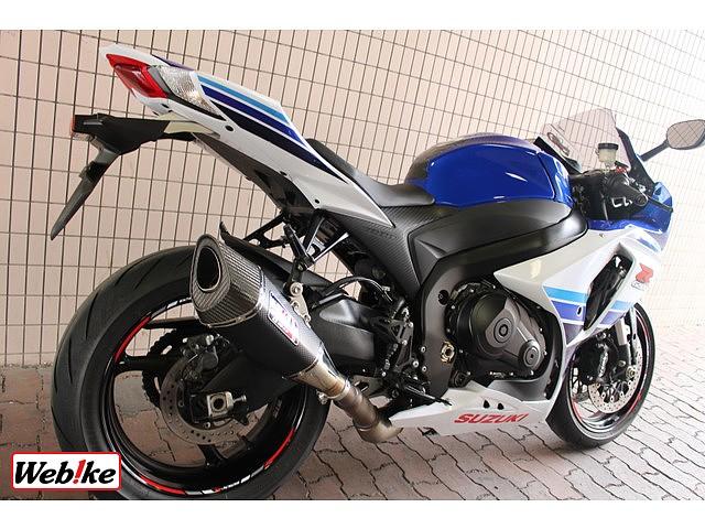 GSX-R1000 -30周年記念モデル ヨシムラ製サイレンサー装備 2枚目-30周年記念モデル ヨ…