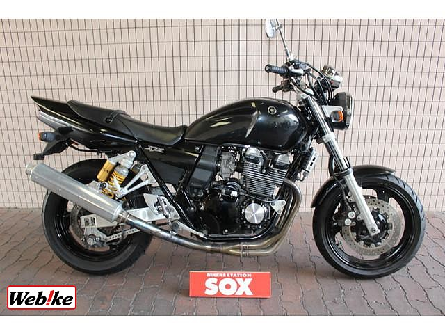 XJR400R 1枚目
