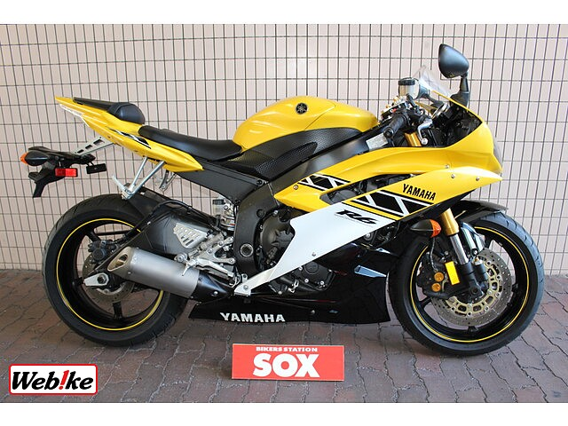 YZF-R6 50周年記念モデル ストロボカラー ノーマル車 1枚目50周年記念モデル ストロボカラ…