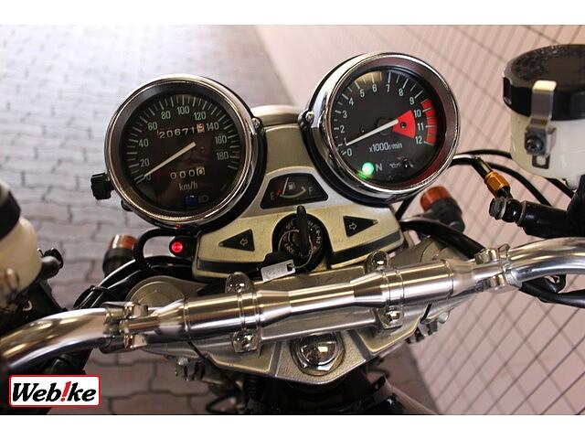ゼファー1100 最終モデル ボアアップ1135cc フルカスタム車 3枚目最終モデル ボアアップ1…