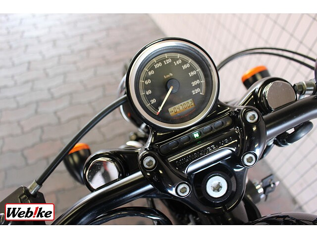 XL1200XS SPORTSTER FortyEight Special fiチューニング カスタ…