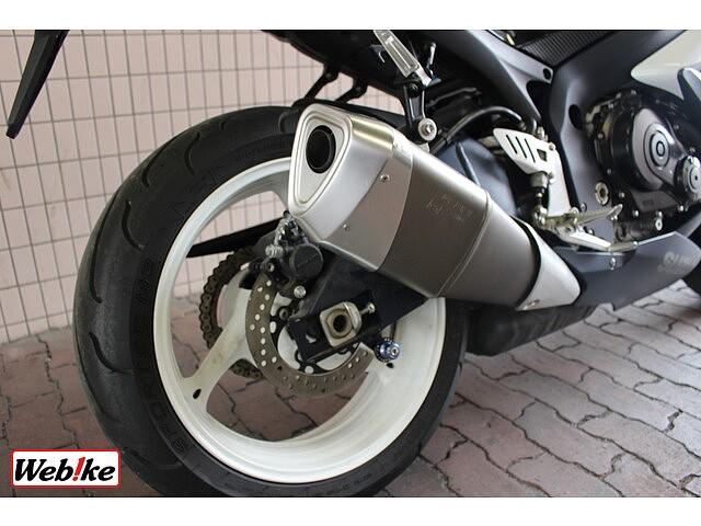 GSX-R600 モトマップ車 エンジンガード スライダー装備 2枚目モトマップ車 エンジンガード …