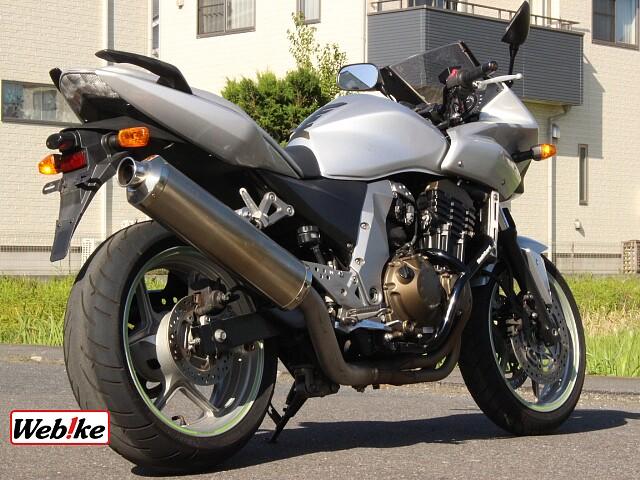 Z750S (水冷) 2枚目