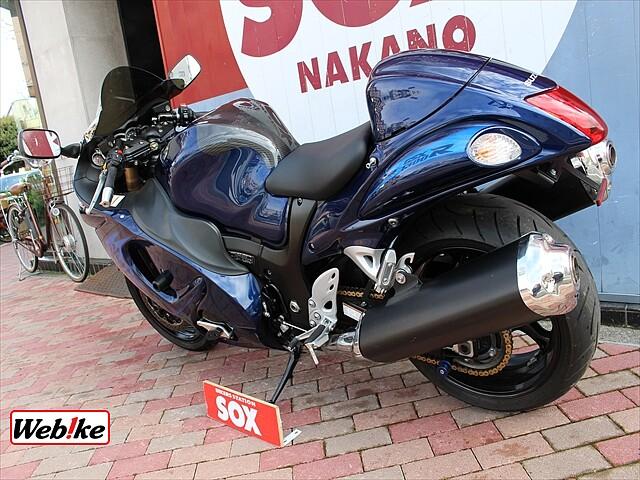 GSX1300R ハヤブサ(隼) 5枚目