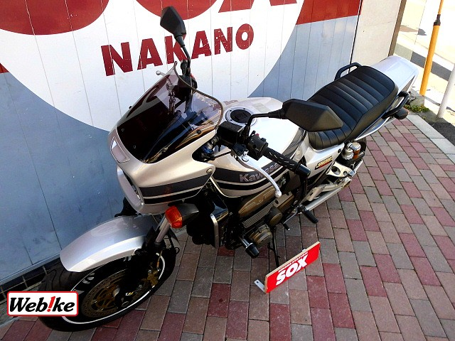 ZRX1200R ノジママフラー 4枚目ノジママフラー