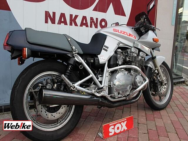 GSX1000S カタナ (刀) KATANA 70周年記念アニバーサリーモデル 2枚目KATANA…