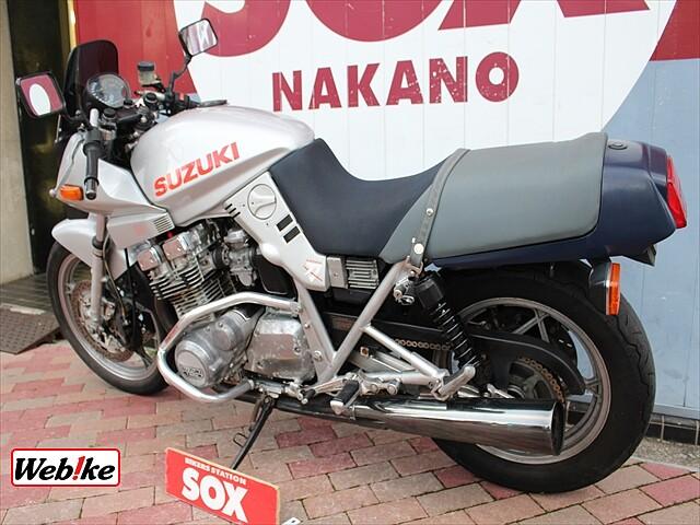 GSX1000S カタナ (刀) KATANA 70周年記念アニバーサリーモデル 5枚目KATANA…