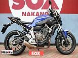 MT-07/ヤマハ 700cc 東京都 バイク館SOX中野店