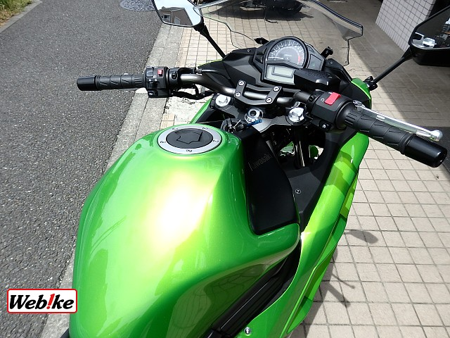 Ninja 650 4枚目