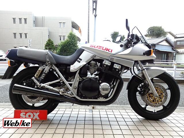 GSX1100S カタナ (刀) 1枚目
