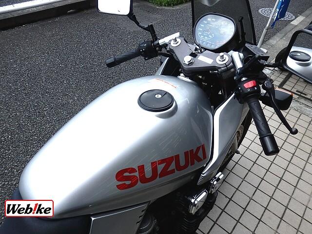 GSX1100S カタナ (刀) 4枚目