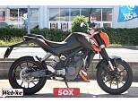 200DUKE/KTM 200cc 埼玉県 バイカーズステーションソックスさいたま中央店