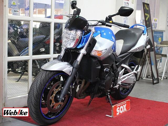 GSR400 4枚目