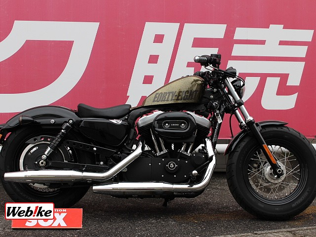 XL1200XS SPORTSTER FortyEight Special 1枚目