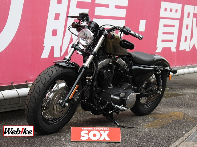 XL1200XS SPORTSTER FortyEight Special 4枚目