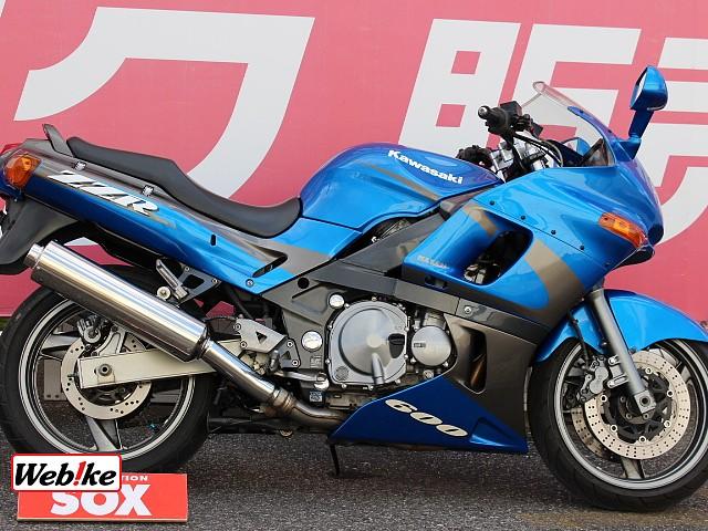 ZZR600 1枚目
