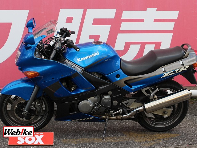 ZZR600 3枚目