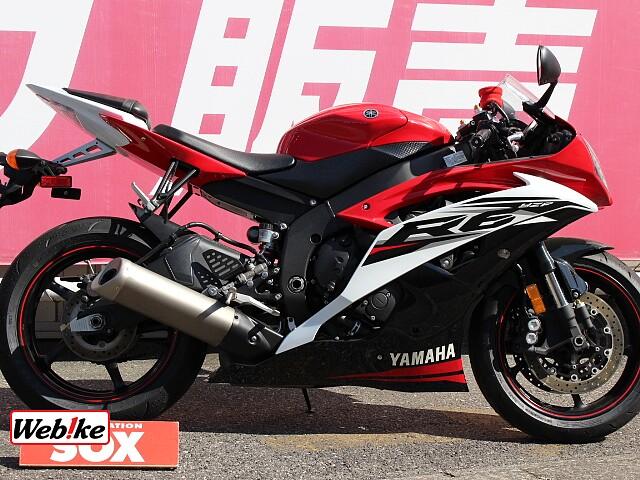 YZF-R6 国内未登録モデル 1枚目国内未登録モデル