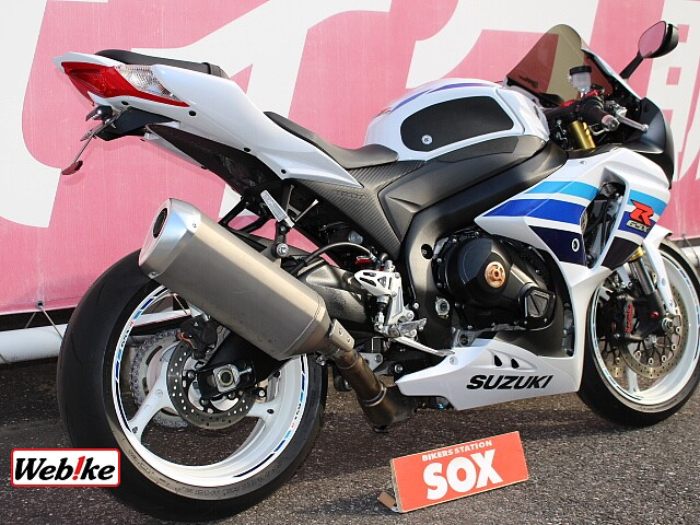 GSX-R1000 30th Anniversary Edition 2枚目30th Anniver…