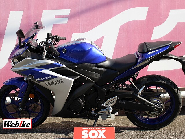 YZF-R25 SP忠男マフラー 3枚目SP忠男マフラー
