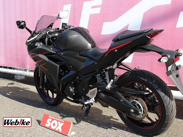 YZF-R25 SP忠男マフラー 5枚目SP忠男マフラー
