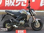 Z125 プロ/カワサキ 125cc 千葉県 バイク館SOX柏沼南店