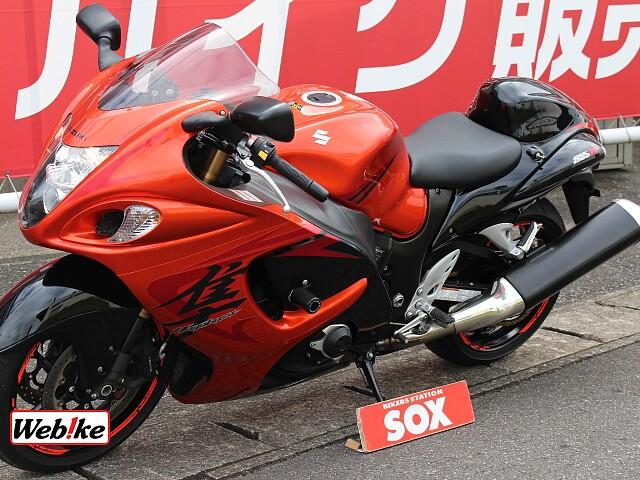 GSX1300R ハヤブサ(隼) シングルシート 5枚目:シングルシート