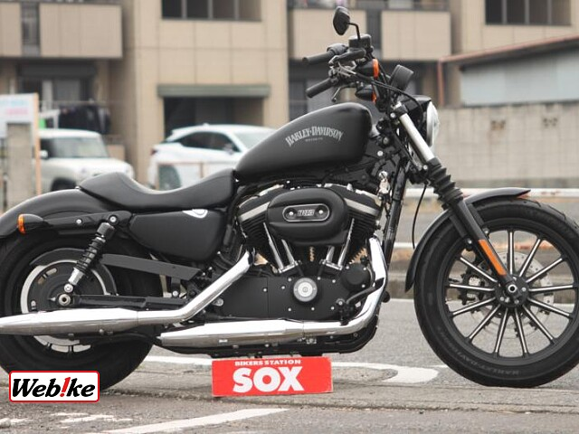 XL883N SPORTSTER IRON 1枚目