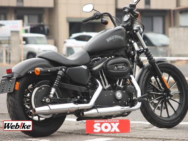 XL883N SPORTSTER IRON 2枚目