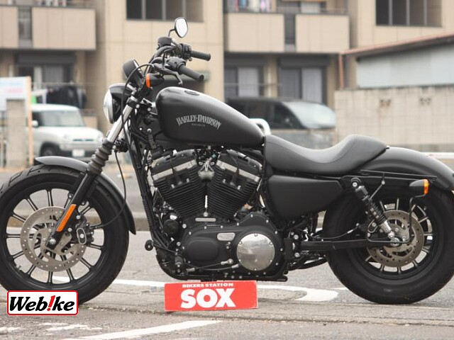 XL883N SPORTSTER IRON 3枚目