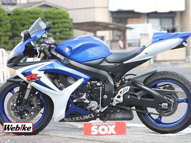 GSX-R600 3枚目