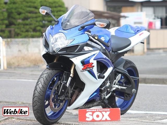 GSX-R600 4枚目