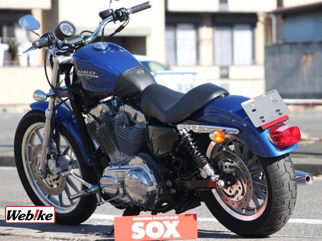 XL883L SPORTSTER SUPERLOW 5枚目